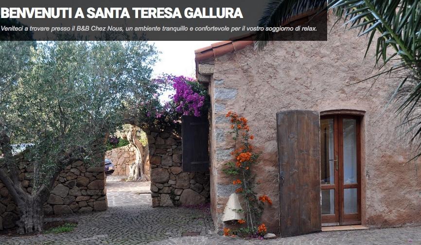 hotel B&b a Santa Teresa Gallura
