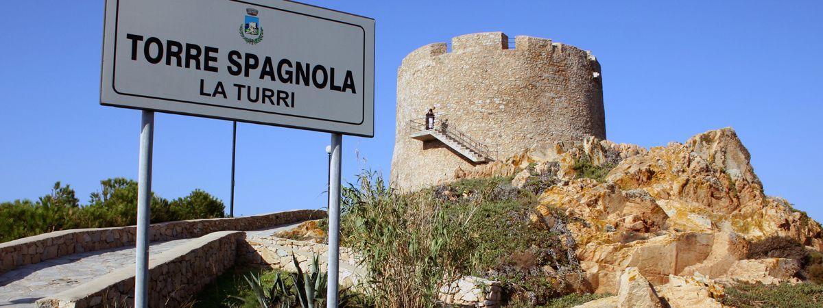 Santa Teresa Gallura - la Torre spagnola