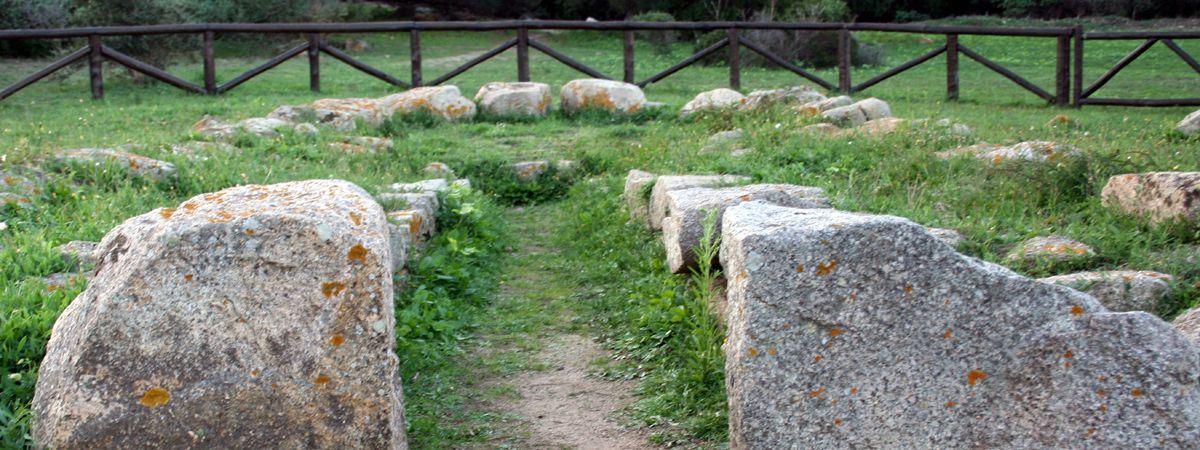 Santa Teresa Gallura - sito archeologico di Lu Brandali