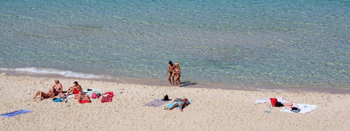 Santa Teresa Gallura - spiaggia di Rena Bianca