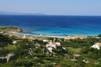 Spiaggia Cala Santa Reparata
