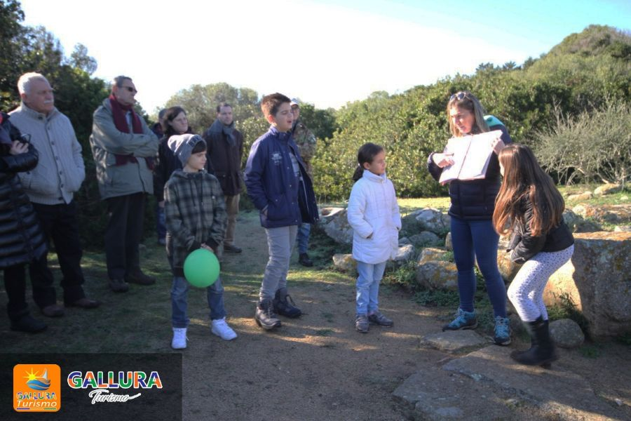 Educational Tour Gallura