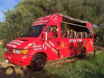 Open Tour Bus Turistico