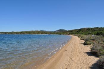Spiaggia La Peschiera (La Culuccia)