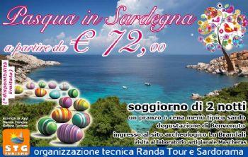 Pacchetto Pasqua: 2 notti a partire da € 72,00
