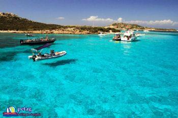 Petag - sailing in Sardinia