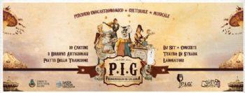 PIG primo maggio in Gallura