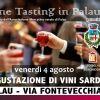 Wine Tasting in Palau