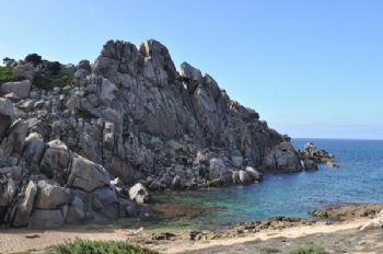 Spiaggia Cala di l'Ea