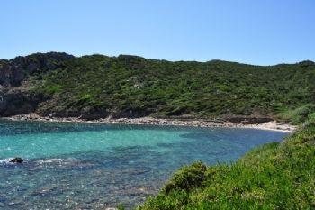 Spiaggia Cala Sanbuco